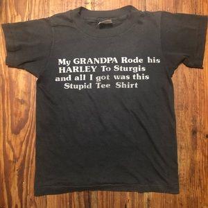Rare Vintage Sturgis Kids Shirt